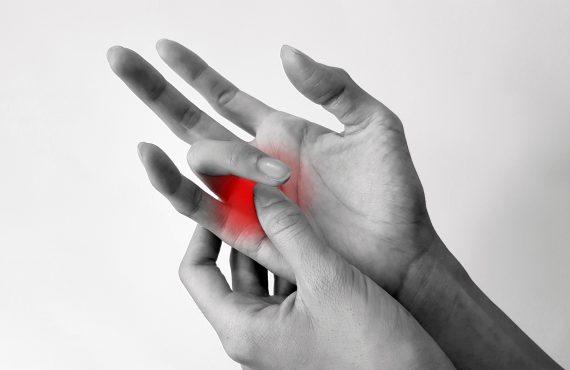 εκτινασσόμενο δάκτυλο δάχτυλο πόνος χέρι trigger finger
