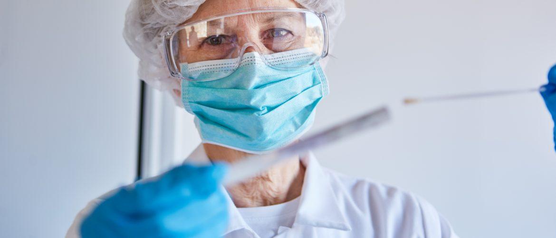 Τεστ ανίχνευσης αντιγόνου κορωνοϊού από την YODA-ODC